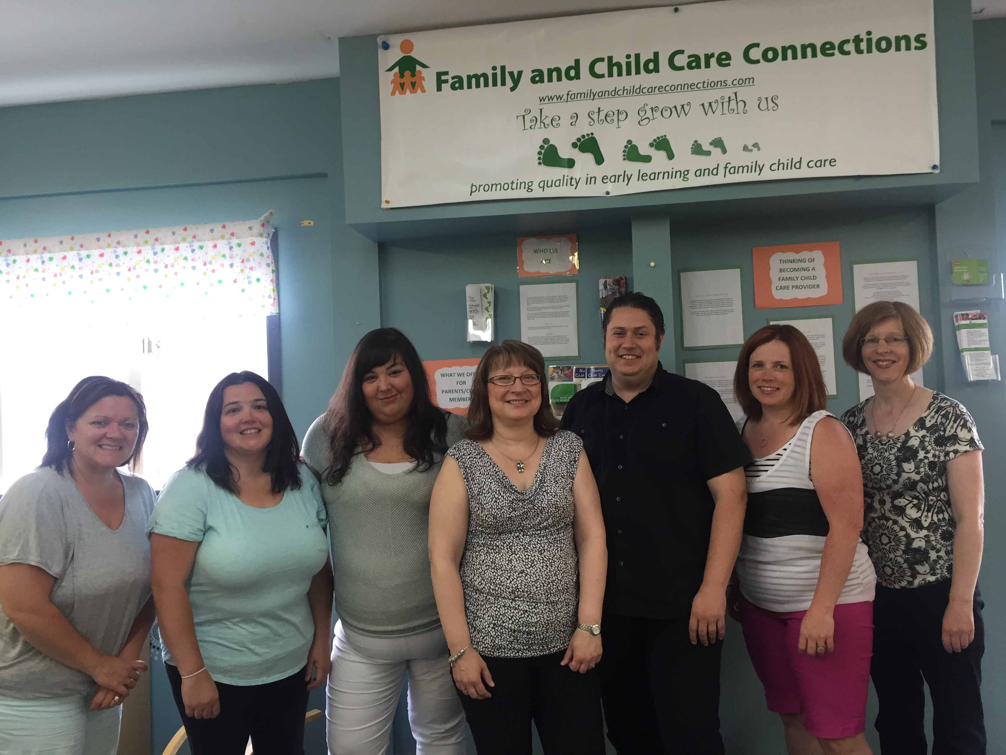 CUPW's Family Resource Centre in St. John's