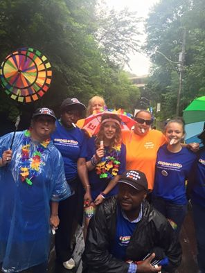 CUPW at Pride Toronto 2015