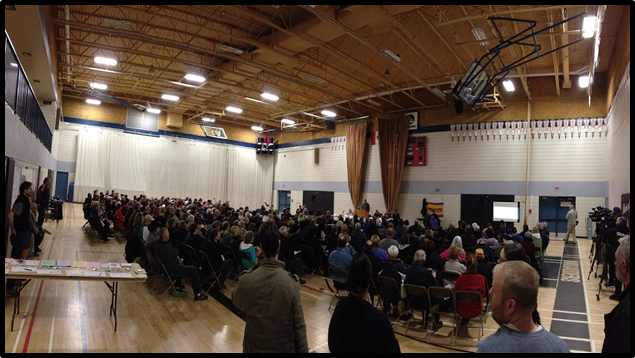 Town Hall Meeting Winnipeg