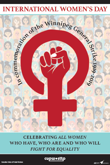 Poster - International Womens' Day