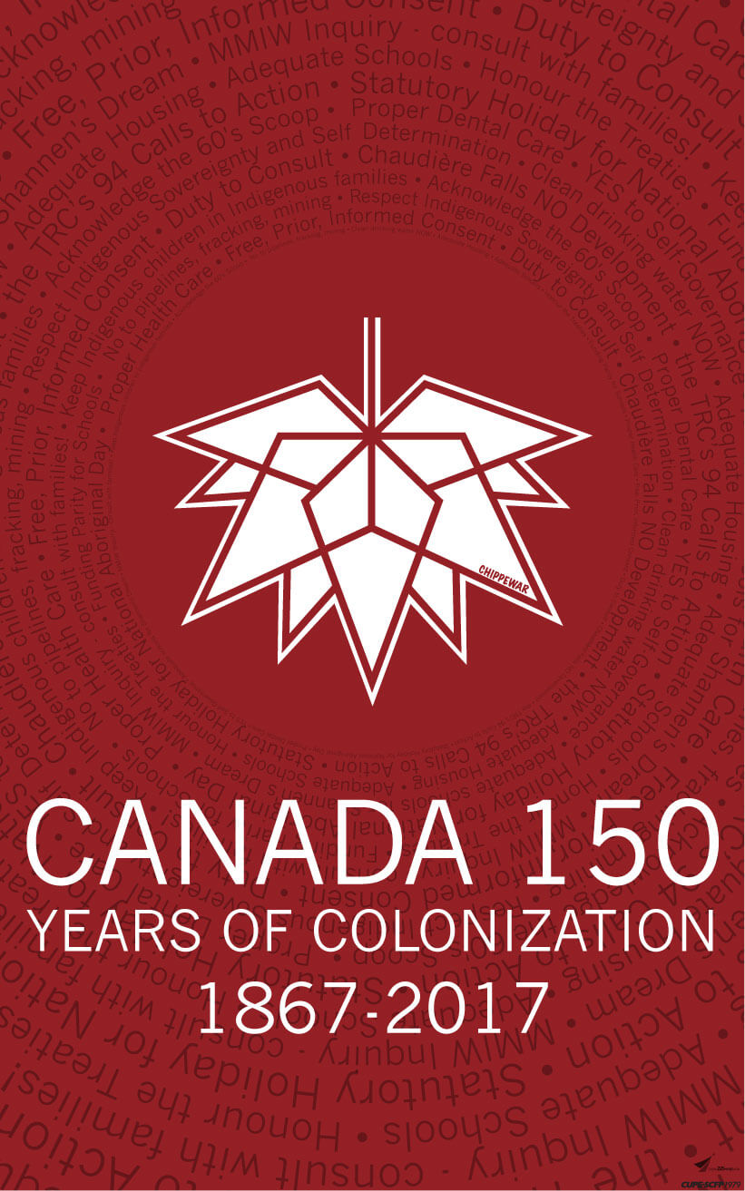 National Aboriginal Day, Seven Generations under Confederation
