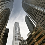 Photo: Toronto's Bay Street financial district