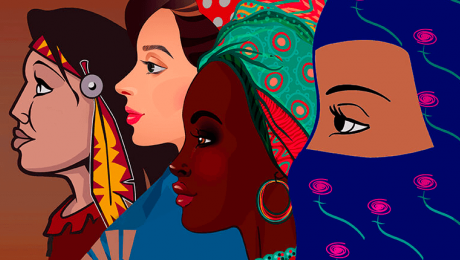 March 8: International Women's Day