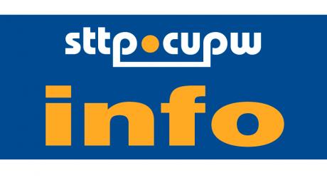 STTP-CUPW Info