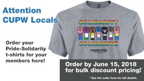 Pride-Solidarity T-Shirts